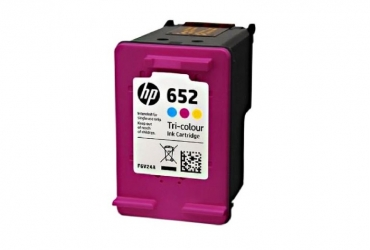 HP Μελάνι 652 Colour F6V24AE