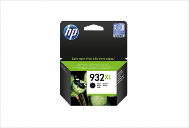 HP Μελάνι 932 XL Black CN053AE