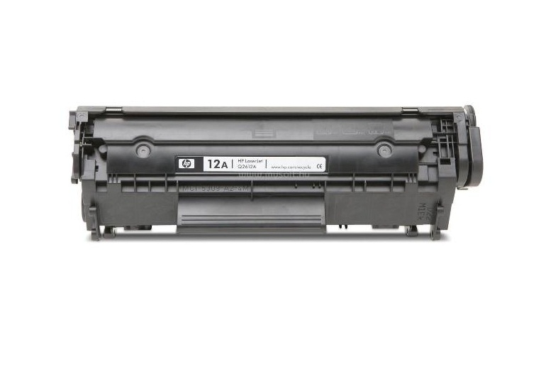 HP Toner 12A Black Q2612A